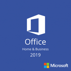 Microsoft Office 中小企版 2019 下載版 (Office Home and Business 2019 DM Medialess)