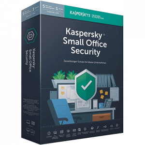 Kaspersky Small Office Security 2 Years – 5 PCs + 5 Mobile Device + 1 File Server Pack (SOFKSOS5W1S2Y)