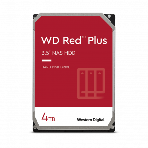 WD Red™ Plus NAS Hard Drive 3.5″ – WD40EFRX