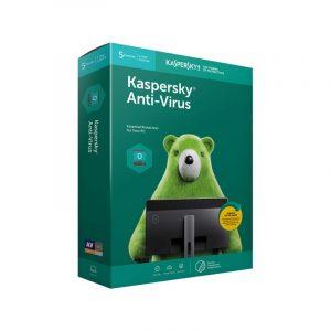 Kaspersky Anti-Virus Boxset   1 User   3 Years (SOFBOXKAV1U3Y)