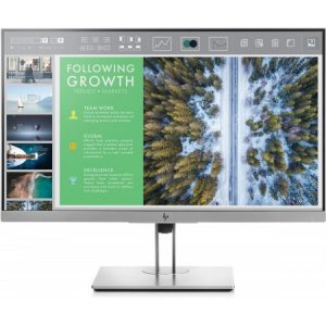 HP EliteDisplay E243 23.8″ Monitor,1FH47AA#AB4