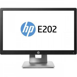 HP EliteDisplay E202 20″ Monitor , M1F41AA#AB4