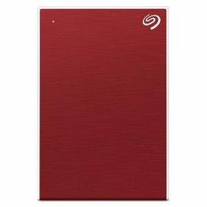 Seagate 2.5″ BUP Portable 4Tb (Red) STHP4000403