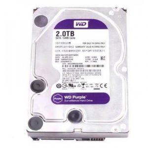 Western Digital Purple Surveillance Hard Drive 2TB (WD20EJRX)