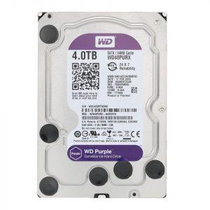 Western Digital Purple Surveillance Hard Drive 4TB (WD40EJRX)
