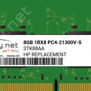 HP 8GB DDR4-2666 SODIMM (3TK88AA)