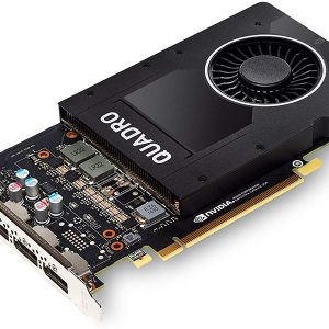 HP NVIDIA Quadro P400 2GB Graphics (1ME43AA)