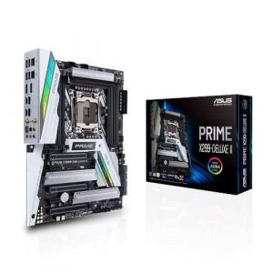 ASUS 主機板 PRIME X299-DELUXE II (MB-AX29PD2)