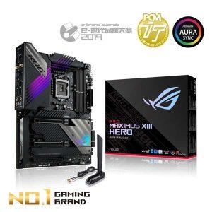 ASUS 主機板 ROG MAXIMUS XIII HERO, Intel® Z590, LGA 1200, ATX (MB-AZ59MH)